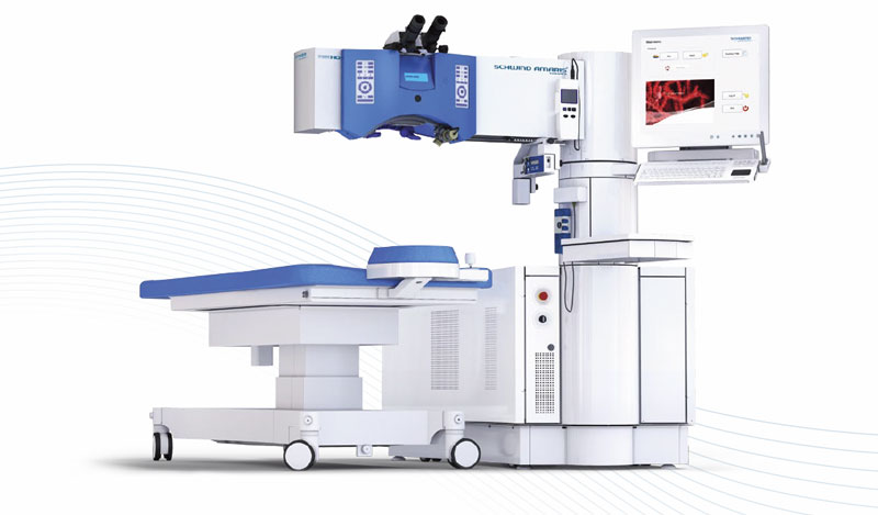 Swhind Laser Machine